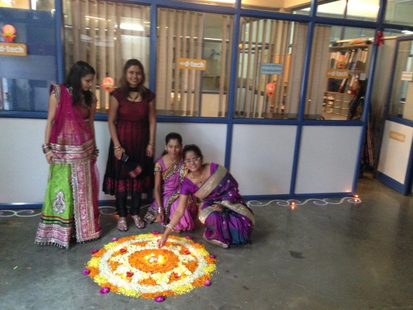 Diwali Celebration 3