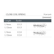 Closed Coil Spring  2